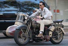 Otro de los actores más versátiles es Johnny Depp. Lo mismo es un pirata...