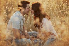 Love story в поле