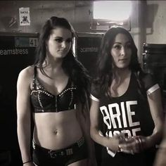 WWE Paige & Brie Bella