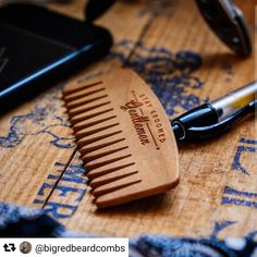 #madeinCanada 🇨🇦 on n a Trotec laser. Thanks for sharing @bigredbeardcombs , always beautiful engraving and cutting work on those combs! 😍👏👍 . . . #combs #laserengraved #laserengraving #laseretched #laseretching #lasercutting #lasercut #rayjet #trotec #giftideas #gifts #beardcombs #beardstyle #beardsofinstagram #custom #custommade #lasercutter #laserengraver #design #art #entrepreneur #buildsomething #beardlover #personalizedgifts #beardporn #bearded #beardlife #calledtocreate Trotec Laser, Laser Cut Wood, Laser Cutting, Beard Lover, Beard Styles, Laser Engraving, Personalized Gifts, Customized Gifts, Personalised Gifts