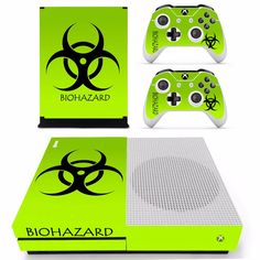 Video Game Accessories Video Games & Consoles Sensible Skulls Xbox One S 7 Sticker Console Decal Xbox One Controller Vinyl Skin Promoting Health And Curing Diseases