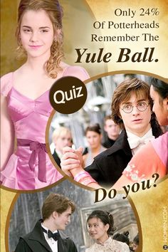This Harry Potter trivia quiz will test your knowledge of the Yule Ball held during Harry Potter and the Goblet of Fire. Harry Potter Disney, Harry Potter Quiz, Harry Potter Potions, Harry Potter Outfits, Harry Potter Pictures, Harry Potter Quotes, Harry Potter World, Harry Potter Monopoly, Harry Potter Cosplay