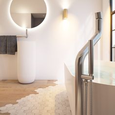 Luxurious Freestanding Showers designed to imitate Nature Bath Mixer, Brushed Stainless Steel, Faucet, South Africa, Showers, Flow, Wall Lights, Environment, Notes