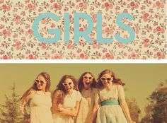 HBO Girls - LOVE this show!