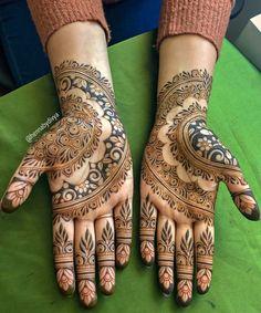 Latest Finger Mehndi Designs, Mehandi Design For Hand, Palm Mehndi Design, Basic Mehndi Designs, Back Hand Mehndi Designs, Mehndi Designs For Girls, Mehndi Designs For Fingers, Rajasthani Mehndi Designs, Dulhan Mehndi Designs