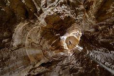 Gouffre Berger cave, France