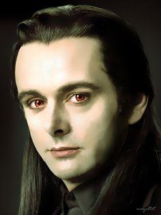 Aro Volturi portrait by mayeltot.deviantart.com on @deviantART
