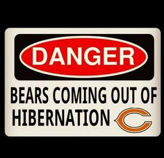 what the hell? Is Larry coming out or sommething else? Chicago Bears Baby, Nfl Bears, Bears Football, Nfl Sports, Sports Teams, Alma Mater, Fantasy Football, Larry Stylinson, Coming Out