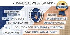 awesome Ultimate Webview App - iOS  (Complete Applications) https://www.a2hosting.com/magento-hosting?aid=jrstudioweb
