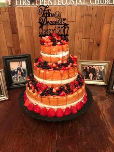 Church Group Graduation Cake 2017!