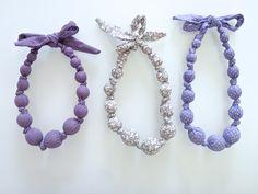 Beaded Necklace / Lolli Brooklyn