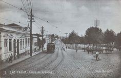 Largo do Arouche 1910