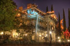 The Haunted Mansion  photo by David Fielding