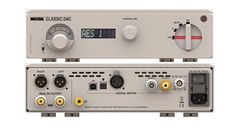 Nagra Classic HD DAC and at CES (2014)
