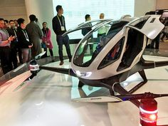 eHang 184 Passenger Carrying Drone