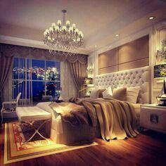 Charmant City Living. Romantic Master Bedroom IdeasPretty ...