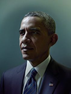 TIME Person of the Year 2012: President Barack Obama -    photo: Nadav Kander for TIME