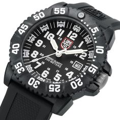 The Top 5 Watches of July 2012: Luminox Navy Seal Colormark. $350.