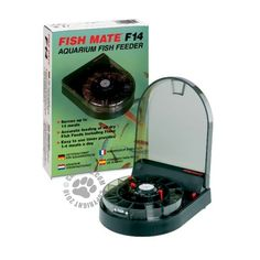 This versatile feeder may be mounted on the aquarium hood, on a condensation tray, or on the glass edge of the aquarium with the brackets provided. Aquarium Hood, Aquarium Fish Food, Fish Feeder, Easy Day, Pet Products, Fish Recipes, Pets, Animals And Pets, Pet Supplies