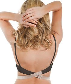984b893d79ba1 Fashion Forms Adjustable Low Back Convertible Strap Accessory Bra 4105 at  BareNecessities.com Low Back