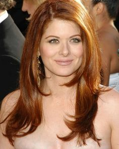 Debra Messing!