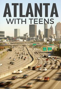 40+ things to do in Atlanta with Teens Visit Atlanta, Atlanta Travel, Travel With Kids, Family Travel, Family Vacations, Georgia Usa, Atlanta Georgia, Atlanta Usa, Vacation Spots