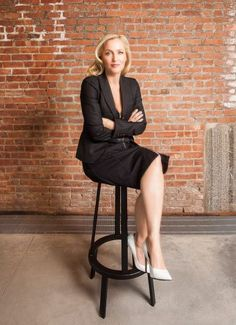 13 Ways of Looking at Gillian Anderson