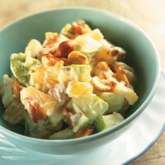 Find more healthy and delicious diabetes-friendly recipes like Taffy Apple Salad on Diabetes Forecast®, the Healthy Living Magazine.