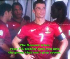 I still love Portugal because of CR7
