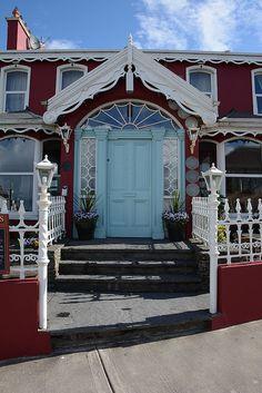 Kilkee-1516 by schnitzgeli1, via Flickr Gazebo, Outdoor Structures, Outdoor Decor, Home Decor, Ireland, Kiosk, Decoration Home, Room Decor, Cabana