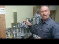 Beer Can Sealer: Manual seamer - YouTube