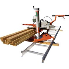 Norwood PortaMill Chain Saw Sawmill | Saw Milling| Northern Tool + Equipment http://bcove.me/wak44jh5