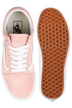 Vans Old Skool in Tropical Peach | #skatedeluxe #sk8dlx #pastel #pink