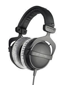 beyerdynamic DT 770 Pro 80 Ohms Closed Studio Headphones for sale online Headphones For Sale, Studio Headphones, Running Headphones, Best Headphones, Bluetooth Headphones, Over Ear Headphones, Audiophile Headphones, Cheap Headphones, Sports Headphones