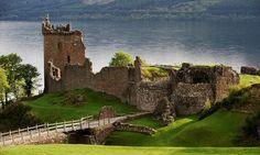 Scozia per bambini… l'itinerario