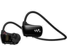 Black 4GB Walkman Sports MP3 Player- I WANT these!!! - Shay Tucker