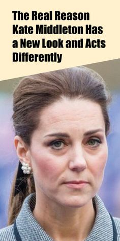 The Real Reason Kate Middleton Has a New Look and Acts Differently - The Royals Media Kate Middleton Shoes, Kate Middleton News, Princess Kate Middleton, Duchess Kate, Duchess Of Cambridge, Royal Baby Nurseries, Royal Family News, Meghan Markle News, Prince Andrew