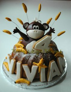Coolest Volcano Dirt Cake Birthday Cakes Homemade And Search - Bundt birthday cake