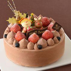広島市内ホテルで唯一、「恋人の聖地サテライト」に選定されているリーガロイヤルホテル広島のクリスマスケーキ