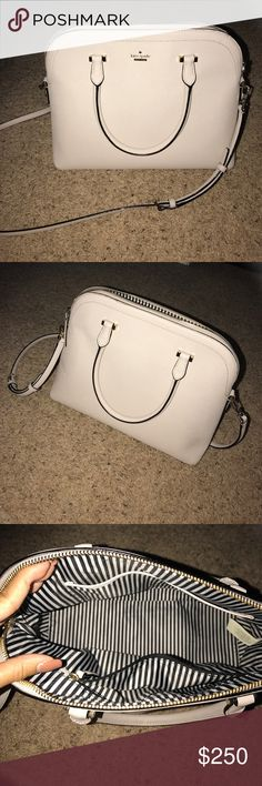 Kate Spade Purse Good condition 8/10. Wore it a few times. Very stylish purse! Received many compliments. kate spade Bags