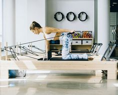 Pilates 101: 9 Essential Reformer Moves For Your Best Body Ever - The Chalkboard