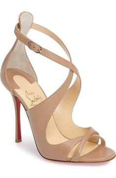 Christian Louboutin Maelfissima Sandal (Women) available at #Nordstrom