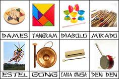 vocabulari del projecte sobre la xina