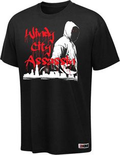 NEW ARRIVAL: Windy City Assassin Black T-Shirt- 21KING by Stacey King - http://www.fansedge.com/Windy-City-Assassin-Black-T-Shirt--21KING-by-Stacey-King-_-1540413991_PD.html?social=pinterest_sk_windycityassassin    #ChicagoBulls