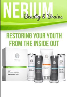 Nerium takes care of you inside and out! www.cgaughan.nerium.com
