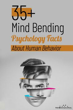Mind Bending Psychology Facts About Human Behavior – themindsjournal.c… Mind Bending Psychology Facts About Human Behavior – themindsjournal. What Is Psychology, Psychology Fun Facts, Psychology Quotes, Educational Psychology, Interesting Psychology Facts, Psychology Tattoo, Interesting Facts About Humans, Sport Psychology, Psychology Experiments