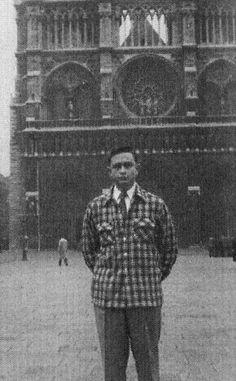 Johnny Cash in Paris