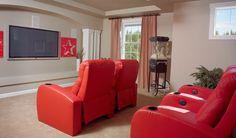 Make a mini movie theater, complete with popcorn! The Lakewood II in Bonney Lake, WA [photo 12]