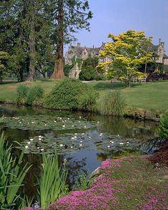 Wakehurst Place Garden & Millennium Seed Bank -- West Sussex, UK