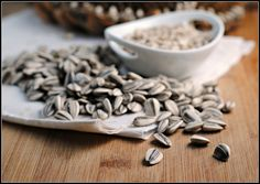 sunflower seeds: great for baking. use them to add antioxidants-those in sunflower seeds may help protect against cardiovascular disease-and a wonderful texture to breads, granola, and cookies.